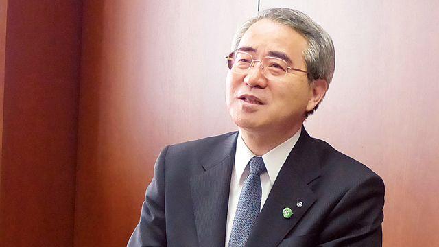みちのく銀行 頭取 髙田邦洋   大再編、金融庁、フィンテック ...