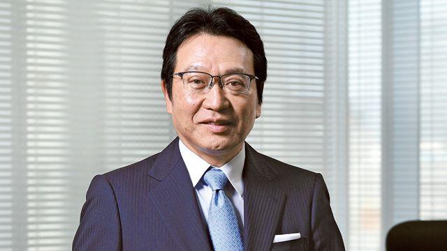 佐藤誠治 東京スター銀行頭取(1982年 政治経済学部卒)